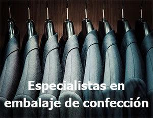 Cajas armario - Ricardo Arriaga - Cajas sector textil - Cajas para confección