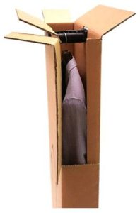 Caja armario para 1 prenda