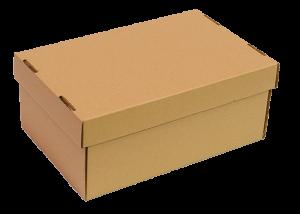 Caja de tapa