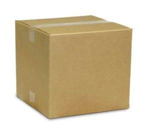 cajas de carton de canal doble