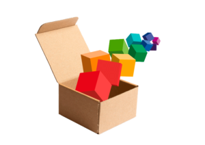 cajas para envio postal