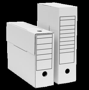 Cajas de documentos