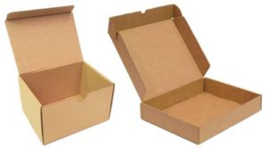 Cajas automontables - Ricardo Arriaga - Cajas para envío postal