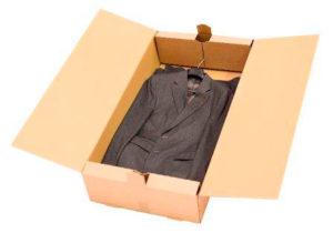 cajas para envio de prendas