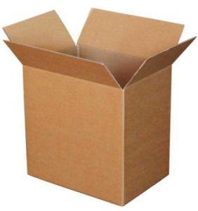 las cajas carton