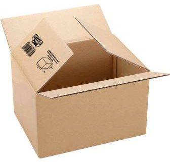 Caja de cartón ondulado