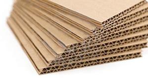 Carton ondulado cajas de carton ondulado papel kraft - Planchas yeso carton ...
