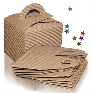 Cajas de embalaje para pasteles
