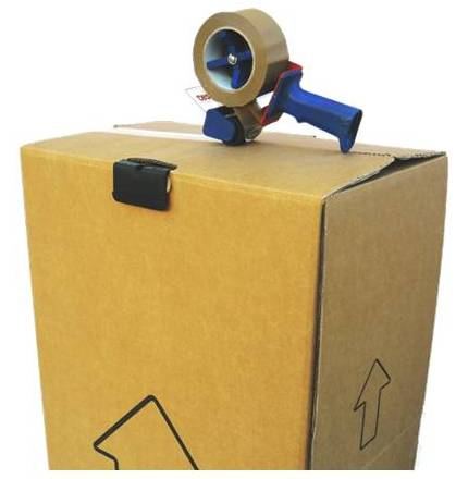 Cajas armario para prendas es el sistema id neo de for Cajas para guardar ropa armario