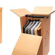 caja armario para prendas