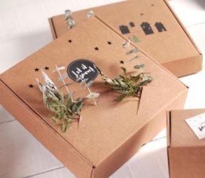 cajas de envio postal