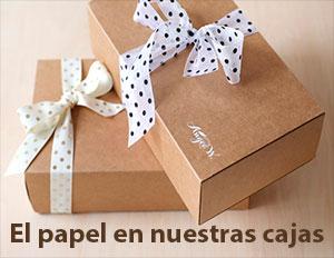 Tipos de papel para cajas de cartón