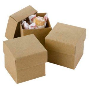 caja kraft para archivo