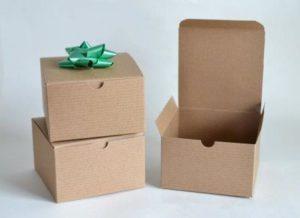 cajas kraft
