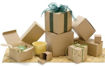 cajas carton para regalo