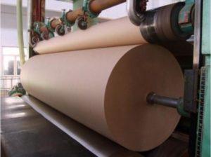 fabrica de papel kraft