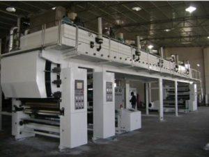 producción de papel kraft