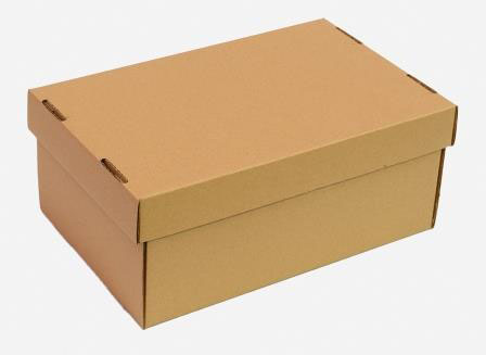 Caja de tapa y fondo