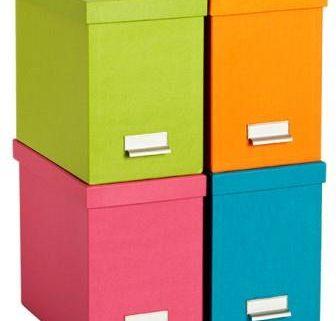 cajas para archivo