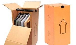 caja armario clasica