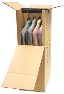 Cajas armario de 34 cms