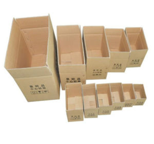 caja de carton a medida